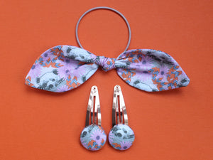 Hair accessories - Cub Print Orange