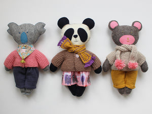 Make a Bear & Dress it up - Download version