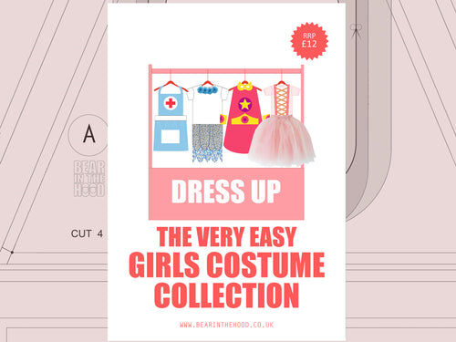 DRESS UP SEWING PATTERN - GIRLS