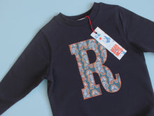 Load image into Gallery viewer, INITIAL SWEATSHIRT - Grizzly bear print