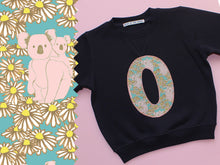 Load image into Gallery viewer, INITIAL SWEATSHIRT - koala print