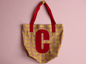 ORGANIC SHOPPER with INITIAL