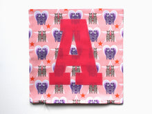 Load image into Gallery viewer, 'A' CUSHION COVER (SAMPLE)