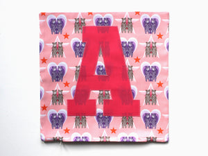 'A' CUSHION COVER (SAMPLE)