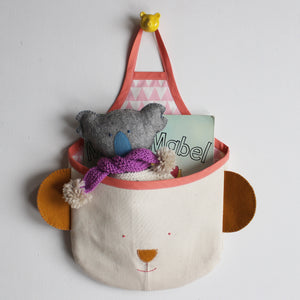 BEAR STORAGE HANGERS - SEWING PATTERN