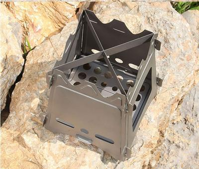 1 Outdoor Portable Camping Wood Stove