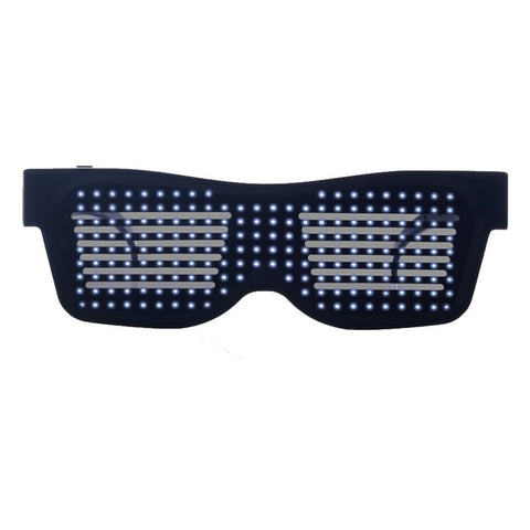 Magic Bluetooth Led Party Glasses