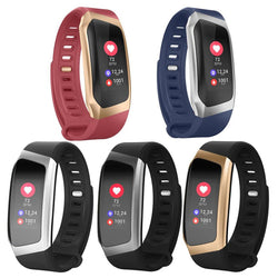 Fitband Smart Bracelet - Blood Pressure Oxygen Heart Rate Monitor Smart Watch