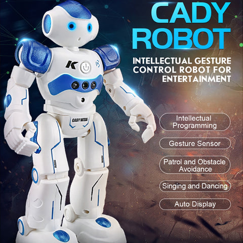 The Original Humanoid Robot Toy for Kids - Remote Control Toy