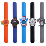 3D Cartoon Shock Resistant Quartz Children's Watch