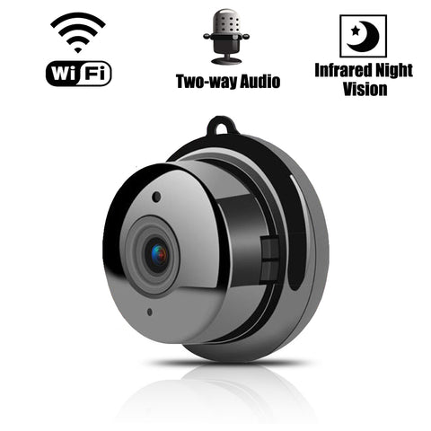 Mini HD Small Wireless Security Cameras