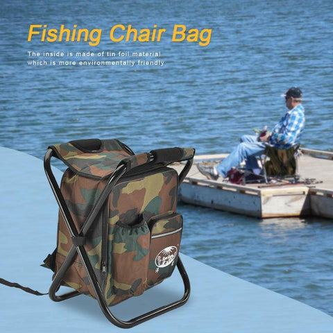 1 Outdoor Backpack Chair