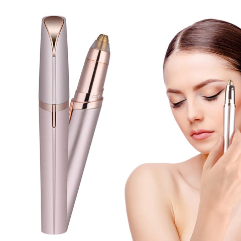 Electric Face Eyebrow Hair Remover Epilator
