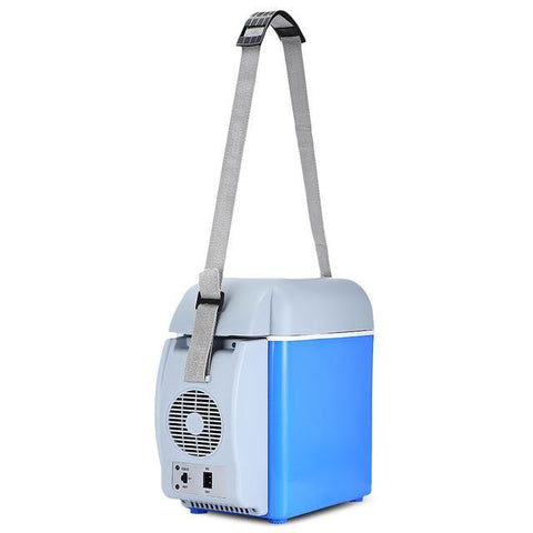 1 Portable Mini Fridge for Cars and Camping