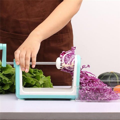 1 Vegetable Spiralizer