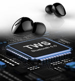 TWS Bluetooth 5.0 Wireless EarPhones