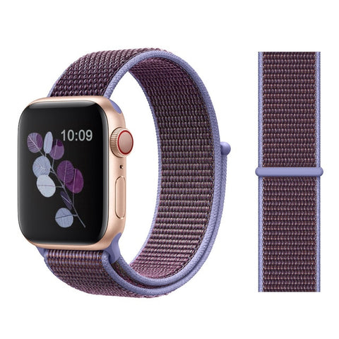 Multi Colour Apple Watch Band