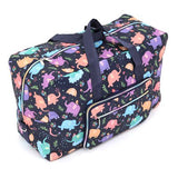 New Foldable Duffle Bag Waterproof Large Capacity Suitcase And Travel Bag Travel Organizer Weekend Bags Women Portable Big Tote