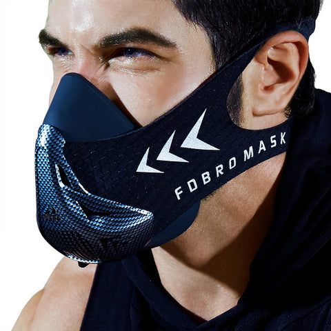 Fitness Gym High Altitude Oxygen Training Mask