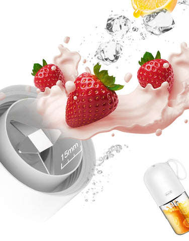 Mini Capsule Portable Juicer Blender