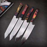 8 Inch 66 Layers Japanese Damascus Chef Knife