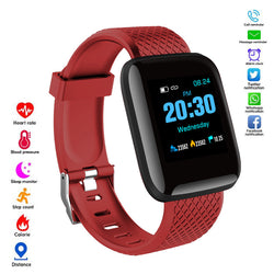 FitWrist Blood Pressure Smart Watch