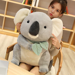 Big Soft Plush Dolls Stuffed Koalas Toy