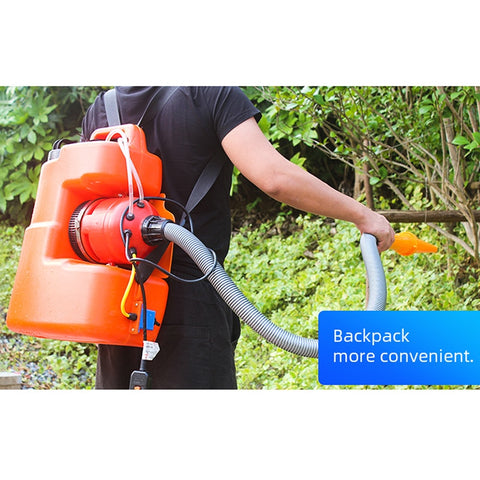 2000W 20L Electric Sprayer Backpack Fogging Machine Disinfection Machine Garden Sprayer for home Hospital agriculture sprayer