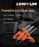 30W Glue Gun With 15 Free Glue Sticks