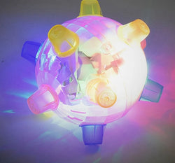 Jumping Activation Ball LED Toy