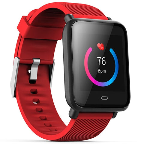 FitWrist Blood Pressure Smart Sports Watch