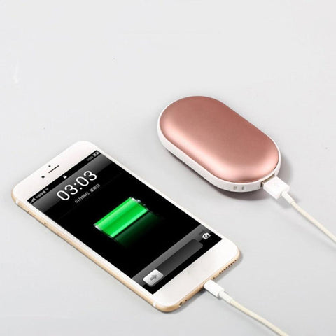 2 In 1 Hand Warmer and Powerbank