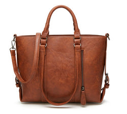 Leather Women Shoulder Bag