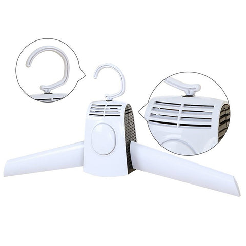 1 Portable Electric Clothing Dryer Hanger