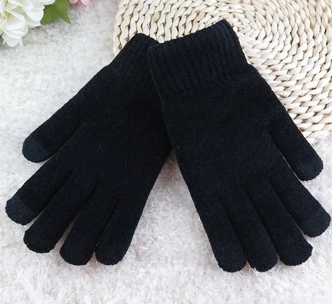 Texting Smart Touch Screen Gloves