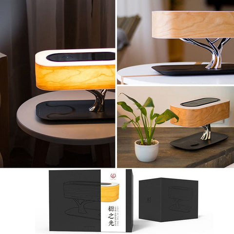 Tree Lamp Speaker