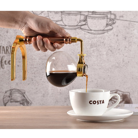 Japanese Style Siphon Coffee , Tea Siphon pot vacuum coffeemaker