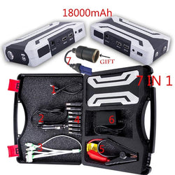 Multi-function Car Jump Starter Booster