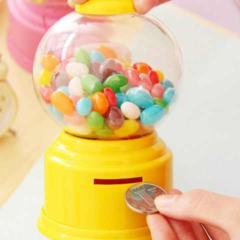 Bubble Gumball Machine