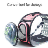 Breathable Pet Capsule Backpack