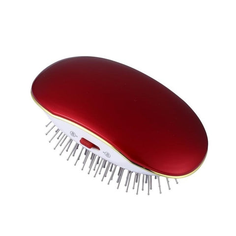 Electric Ions Hairbrush Massage Comb