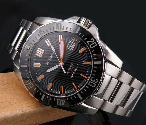 Parnis Automatic Diver Watch