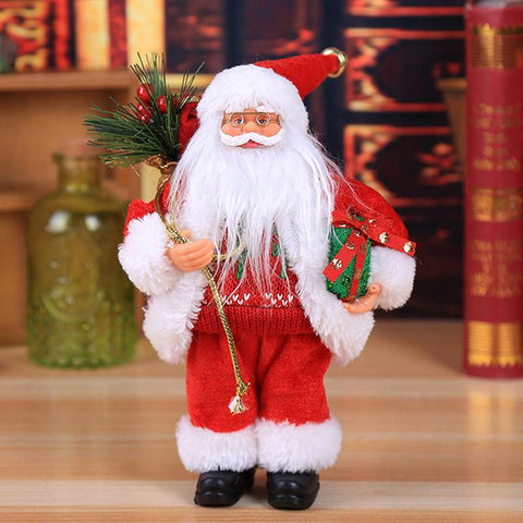 Santa Claus Christmas Figurine