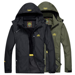Outdoor Hiking Mens Jacket