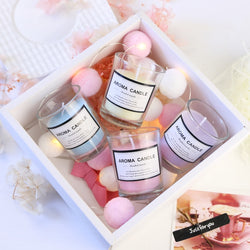 4pcs Scented Candles