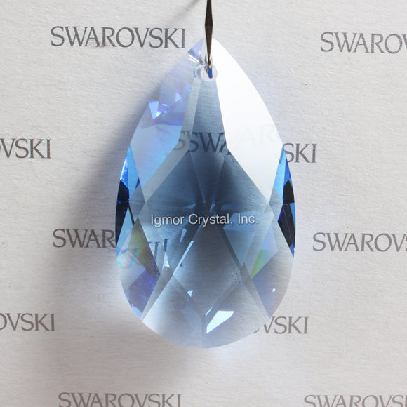 SWAROVSKI® STRASS 8721-50MM Pear Prism *Medium Sapphire* (9PCS)