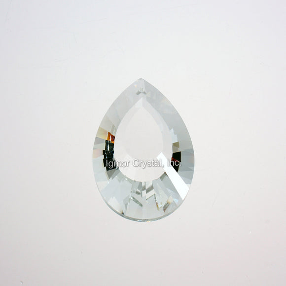 50mm Radial Faceted Pear Prism (5PCS)