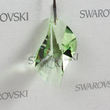 SWAROVSKI® STRASS 8950-8051-30MM Swing Pendant *Light Peridot*