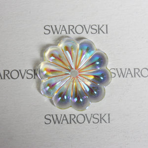 SWAROVSKI® STRASS 8071-25MM Rosette *Blue AB* (20PCS)