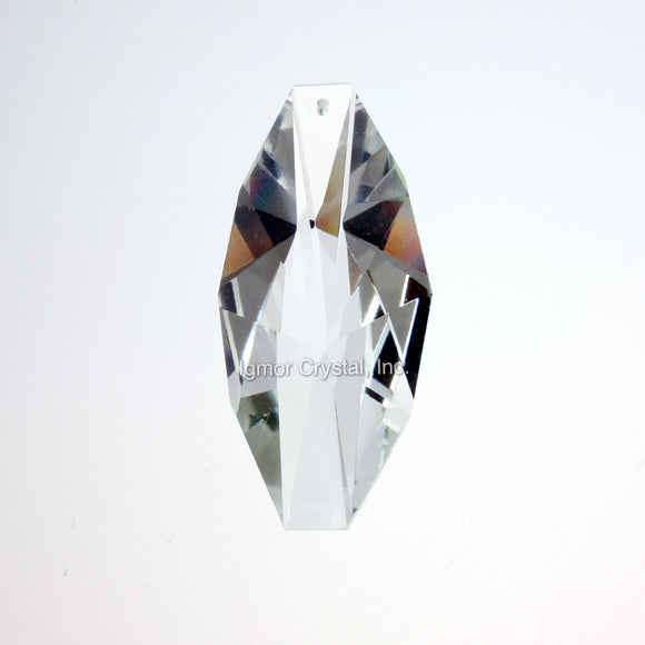 76mm Pointed Decagon Prism (3pcs)